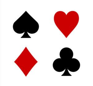 สัญลักษณ์ ไพ่ Card